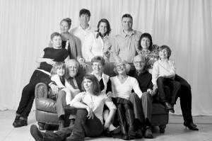 professional family portrait Lancaster