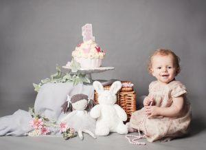 cake smash tea party