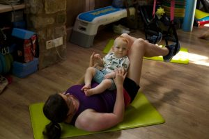 Bladder Control exercises at Empower Mums