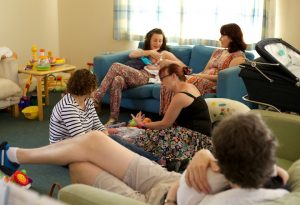 South Cumbria Breast-feeding support group meet up.