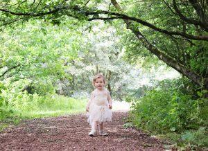 Lancaster baby photographer fairy portait