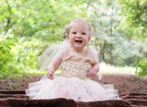 Lancaster baby photographer fairy portrait