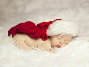 Christmas photo shoot at Photo Baby