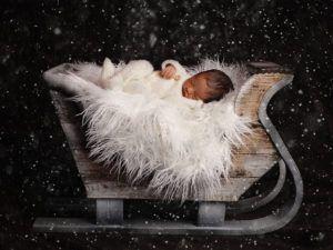 baby sensory visits mini christmas session