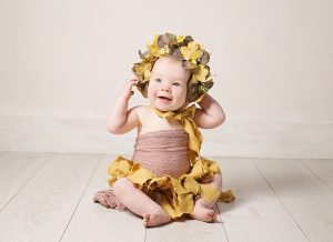 charity calendar October baby photography